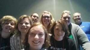 langchat team in action